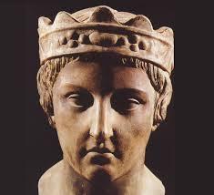 """... il principe della pace, il messia-imperatore"""", come lo volle Pier delle Vigne, suo gran giustiziere? Quello che si sa per certo, almeno a sentire lo . - federico-ii"""