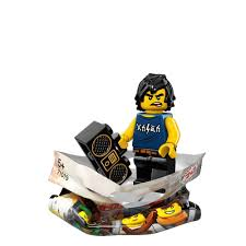 Meet all 20 characters from the LEGO Ninjago Movie Minifigure Series! -  Jay's Brick Blog