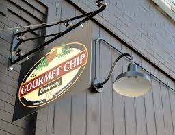 Barn Lights Angle Shades Add Snap To Gourmet Chip Company Blog - Exterior sign lighting
