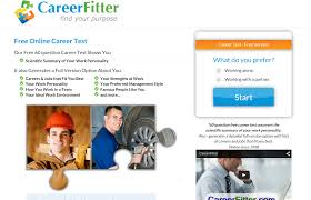 pass career aptitude test online career fitter