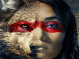 native american wolf wallpaper. Interesting American Native American Wolf Inside Wallpaper