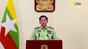 Myanmar junta chief Min Aung Hlaing says this coup is 'different' - Nikkei  Asia