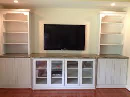 custom made built in tv wall unit