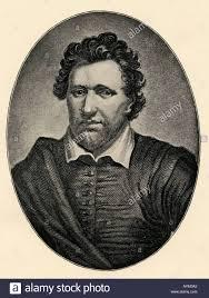 Ben Jonson, aka Benjamin Johnson, 1572 - 1637. English playwright ...