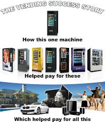 Owning Your Own Vending Machine Extraordinary Biz Opp Vending Solutions