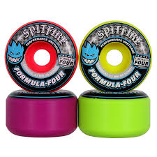 spitfire skateboard wheels. spitfire conical razzle mash up 99d skateboard wheels - multi 53mm