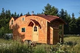 tiny house movement. the moondragon tiny house, in olympia, washington, designed by zyl vardos. house movement v