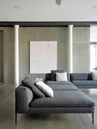 loft couch. pretty grey sectional couch in living room contemporary with next to deep sofa alongside gray and loft apartment n