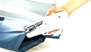 Handheld Sewing Machine Target