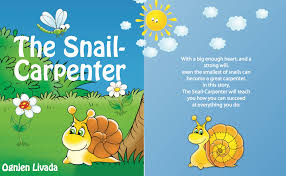 snail carpenter children s story