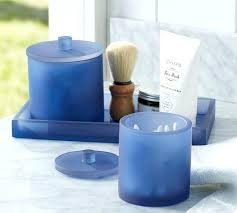 brown and blue bathroom accessories. Blue Bathroom Decorations Mix And Match Bath Accessories Navy Pottery Barn Brown T