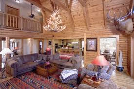 Log Cabin Home Testimonials Southland Log Homes - Log home pictures interior