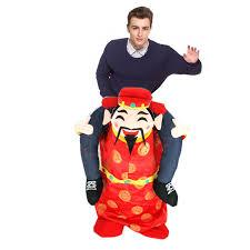 Chinese <b>New</b> Year Costumes for <b>Adult Cartoon</b> Mascot Costume ...