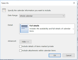 How To Import An Outlook Calendar Into Google Calendar