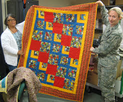 Quilts of Valor a comfort for complex wartime emotions > Air Force ... & Quilts of Valor a comfort for complex wartime emotions Adamdwight.com