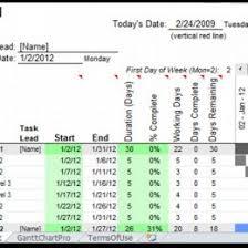 Excel 2007 Templates Free Download Gantt Chart Template Download Free Excel Template