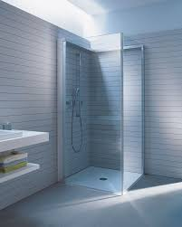 bathroom shower designs small spaces. Open Space Shower By Duravit Bathroom Designs Small Spaces