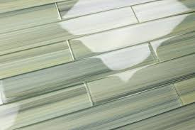 clear glass tiles home hand painted subway 4x4