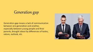 essay on communication gap between generations essay on communication gap between generations