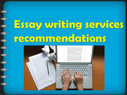 essay writing service recommendation com for this we ask essay writing service recommendation our customers to fill an order form in which they indicate the subject of the work