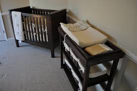 rustic crib furniture. The Weston: Deep Rustic Baby Crib $2200 Furniture