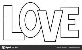 Liefde Kleurplaat