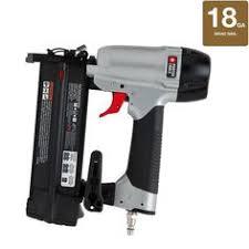 pneumatic tools home depot. porter-cable 18-gauge pneumatic brad nailer kit. home depotcablespy tools depot