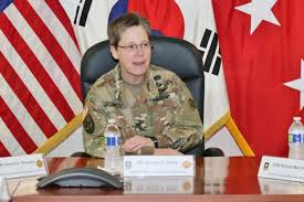 Maj. Gen. Tammy S. Smith | Stripes Korea