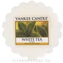 Yankee <b>Candle</b> White Tea <b>Wax Melts</b> - <b>Ароматический воск</b> ...