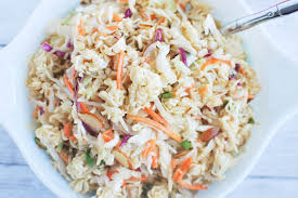 ramen noodle salad recipe a fun twist on cole slaw perfect for summer barbecues