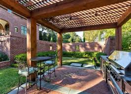 Wood Patio Cover Pictures and Ideas