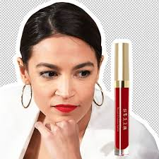 aoc favorite red stila lipstick in beso
