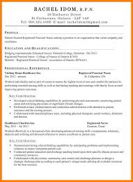 Charming Practical Nursing Resume Examples Gallery Entry Level