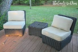 how to clean lawn furniture cushions how to clean patio cushions cleaning sunbrella outdoor furniture cushions