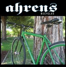 welcome to ahrens bicycles