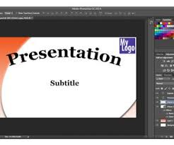 Making A Slide How Do I Create A Powerpoint Slide In Photoshop Techwalla Com