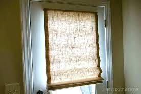 front door shades door side