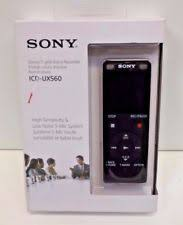 sony icdux560blk. sony icdux560blk stereo digital voice recorder with usb icdux560blk l