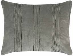 Grey King Pillow Shams Dark Gray Uk. Gray Striped Pillow Shams Dark Euro  Standard. Grey Chevron Pillow Shams ...