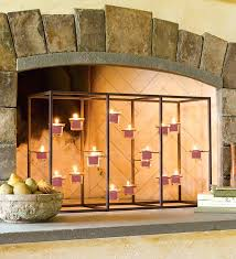 fireplace candle holders hearth tools inserts utah