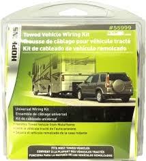 amazon com hopkins 55999 universal towed vehicle wiring kit 55999 universal towed vehicle wiring kit at Wiring Tow Vehicle Behind Rv