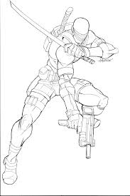 Small Picture Gi Joe Coloring Pages To Print Elioleracom