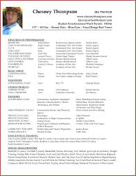 Actors Resume Template Word Best Of New Actor Resume Template Word Npfg Online Throughout Melanidizonme