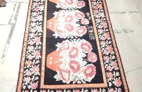 medium size of black and pink fl rugs 4 by 8 rug round 5 x holster
