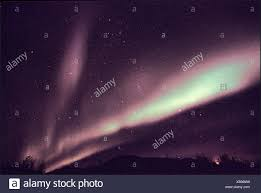 North Light At Night Aurora Borealis Night Night Sky Northern Lights