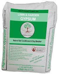 natural organic agriculture gypsum