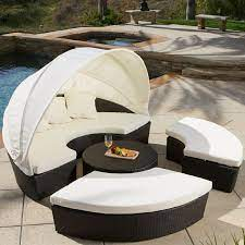 patio seating outdoor daybed