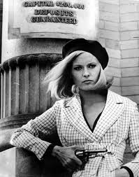 bonnie clyde womens fashion bad girls berets and bonnie parker bonnie and clyde is a 1967 american crime film directed by arthur penn and starring warren beatty and faye dunaway as the title characters clyde barrow and