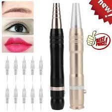 <b>NEW Eyebrow Lip Eyeliner</b> Tattoo Machine Pen Semi-Permanent ...