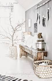 Een Wit Interieur Met Een Speelse Boho Twist Roomed